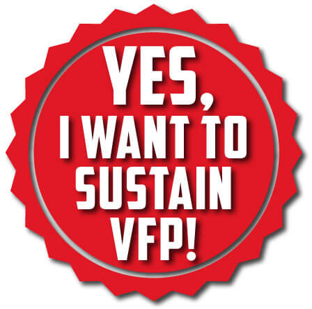 Yes, I want to Sustain VFP