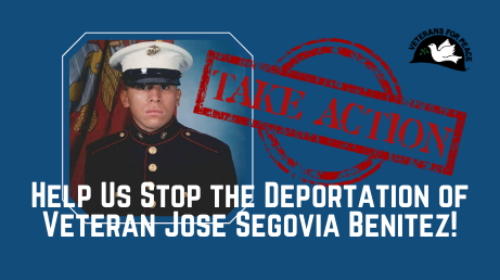 Take action For Jose