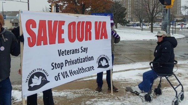 Save Our VA