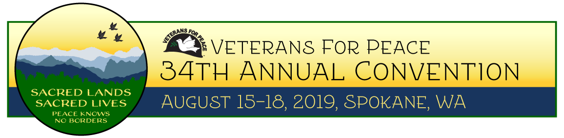 Veterans For Peace Annual Convention