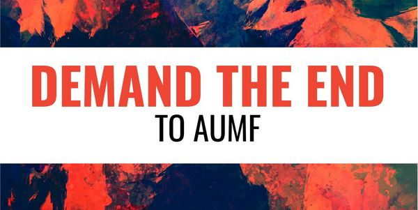 Repeal the AUMF